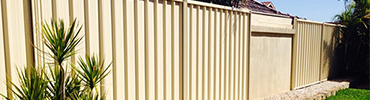 fence replacement canberra